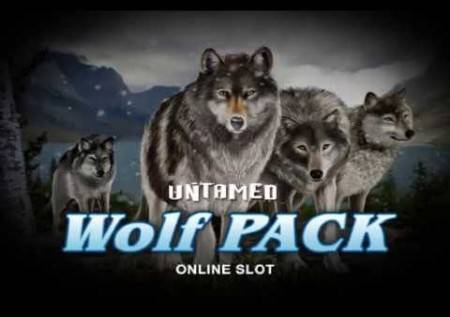 Untamed Wolf Pack – osetite zov divljine u video slotu!