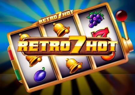 Retro 7 Hot – osetite vrelinu visokih džekpot dobitaka!