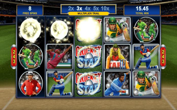 Cricket Star, Microgaming, Online Casino Bonus
