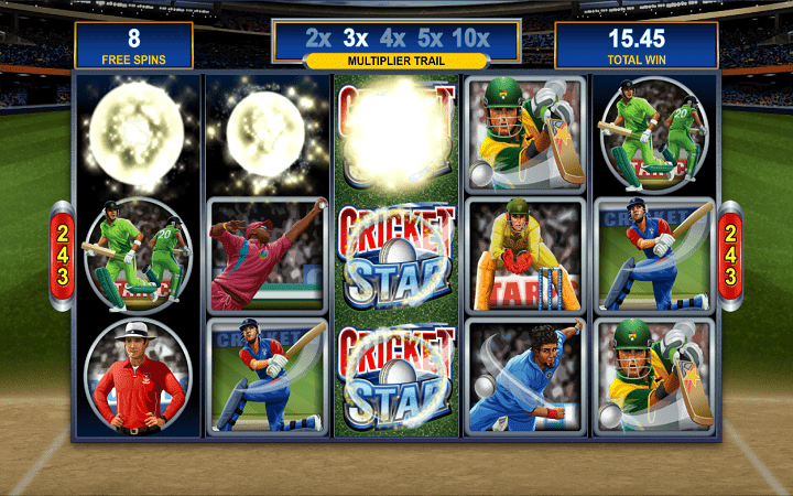 Cricket Star, Microgaming, Online Casino Bonus