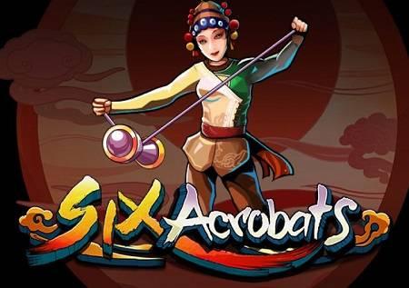 Six Acrobats predstavlja magičnu  kazino predstavu!