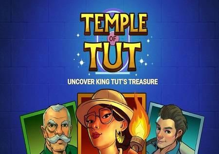 Temple Of Tut krije mnogobrojne besplatne spinove!