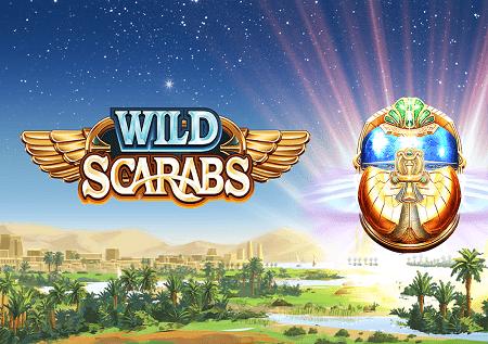Wild Scarabs – svete staroegipatske bube daju dobitke!