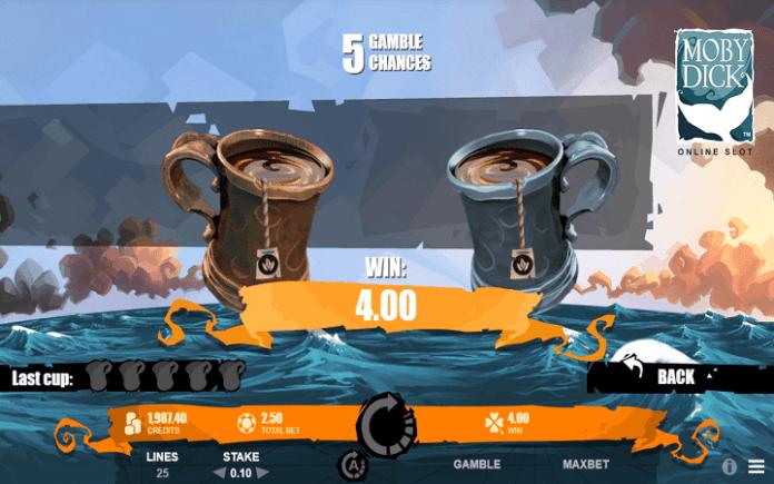 Moby Dick, Microgaming, Online Casino Bonus