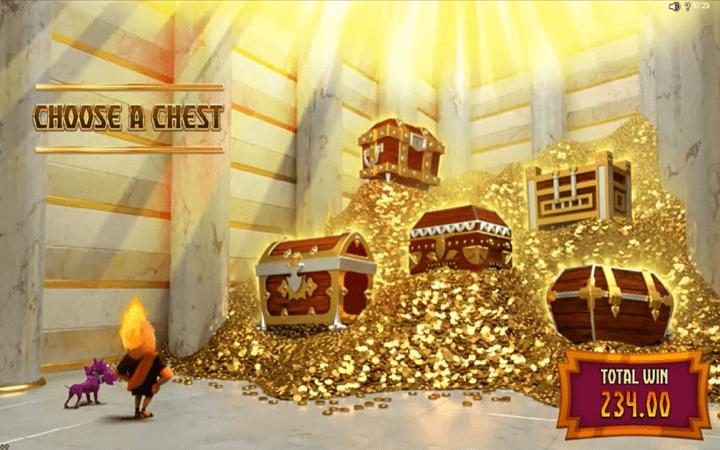 Quest Bonus, Microgaming, Online Casino Bonus, Hot as Hades