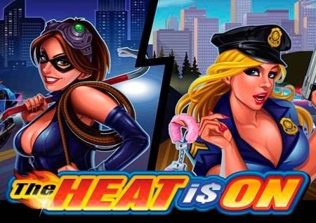 The Heat is On – odličan video slot koji tera na akciju!