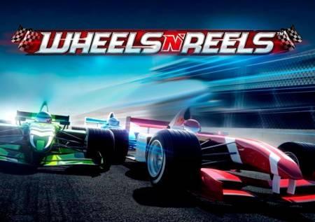 Wheels n Reels – osetite moć formule u novom video slotu