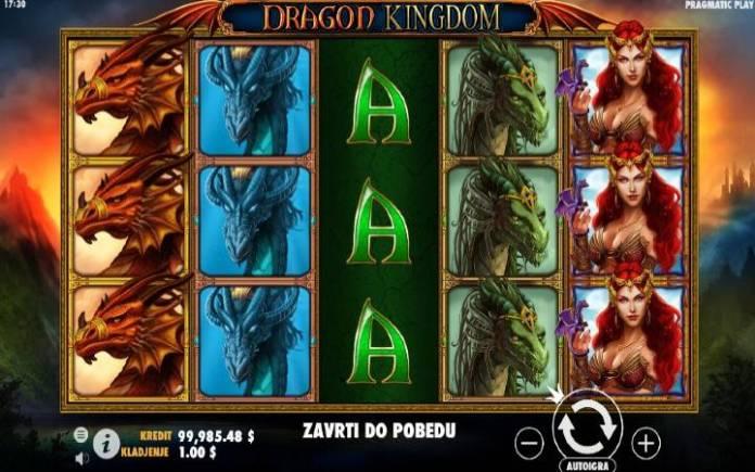 Dragon Kingdom, Pragmatic Play, Online Casino Bonus
