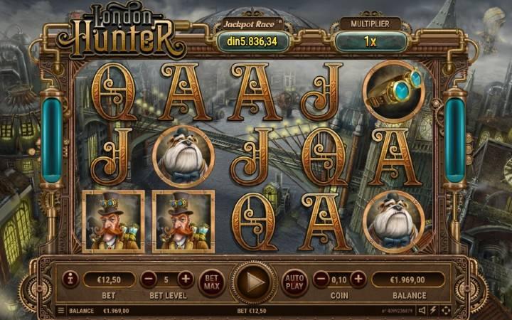 London Hunter, Habanero, Online Casino Bonus