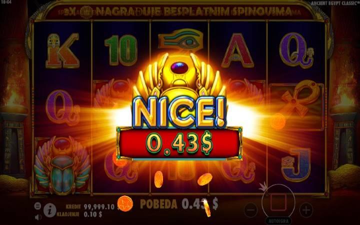 Online casino bonus, besplatni spinovi, pragmatic play