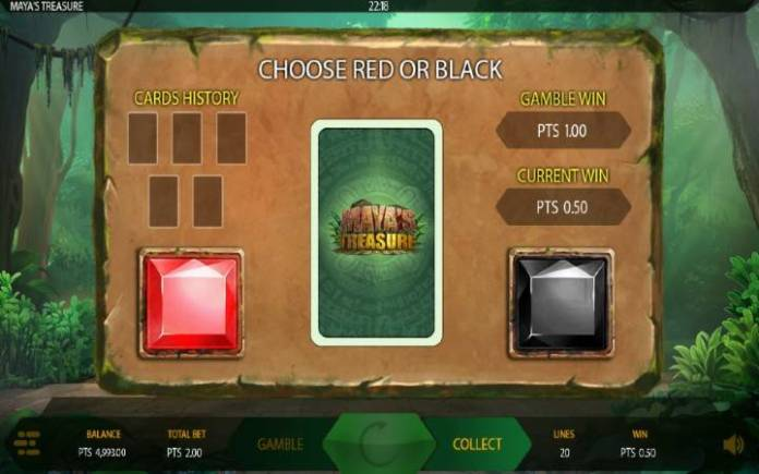Kockanje, Online Casino Bonus, Maya's Treasure