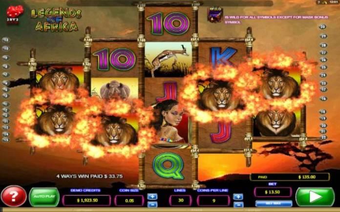 Složeni simboli, Online Casino Bonus