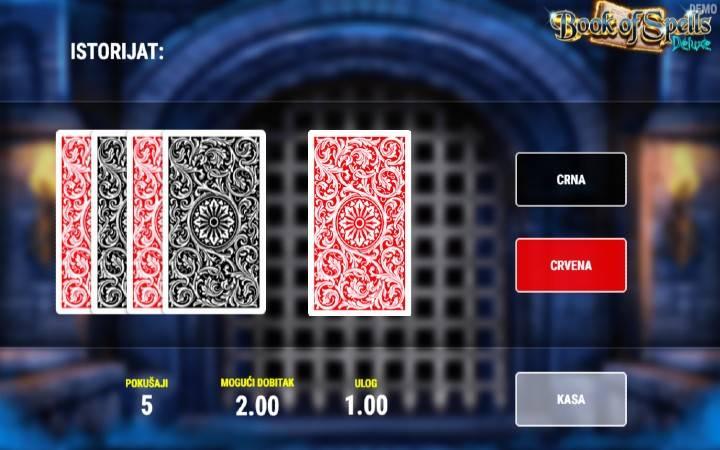 Kockanje, Online Casino Bonus, Book of Spells Deluxe