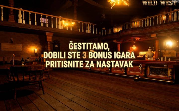 Bonus, Online Casino Bonus, Wild West, Fazi