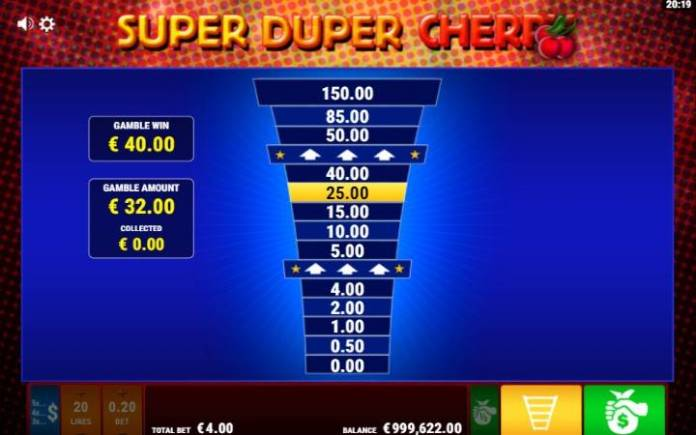 Kockanje, Online Casino Bonus, Super Duper Cherry