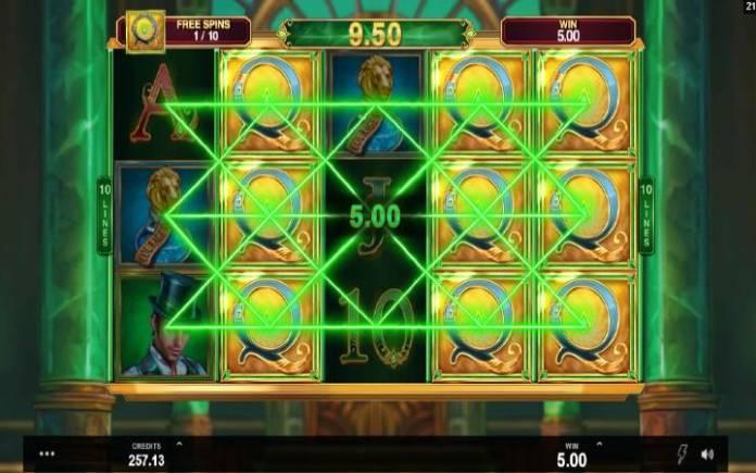 Besplatni spinovi, Online Casino Bonus, Book of Oz