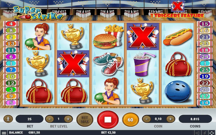 Super Strike, Habanero, Online Casino Bonus