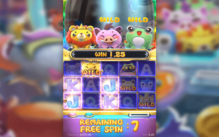 Plushie Frenzy, PG Soft, Online Casino Bonus