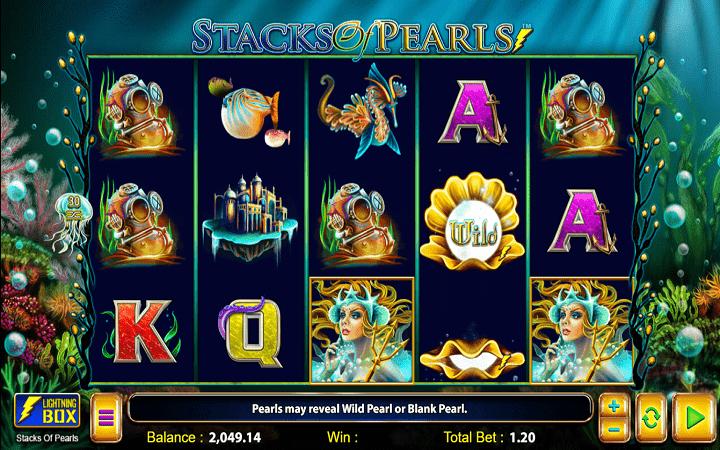 Stacks of Pearls, Microgaming, Online Casino Bonus
