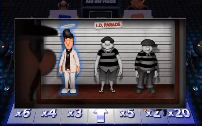 Cops and Robbers: Vegas Vacation, Novomatic, Greentube, Online Casino Bonus