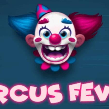 Online kazino dobitak ulepšava dan – igra Circus Fever!