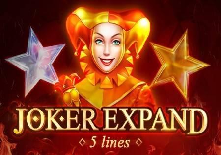 Joker Expand: 5 lines – džokeri donose sjajne dobitke