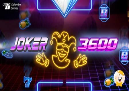 Joker 3600 – zaplešite uz disko i aktivirajte bonuse!