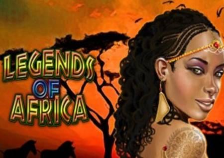 Legends of Africa – Afrika donosi sjajne bonus funkcije