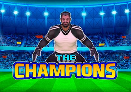The Champions – video slot koji donosi penal lutriju!