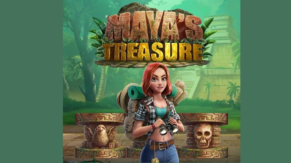 Istražite moćne multiplikatore nove online kazino igre Maya's Treasure!