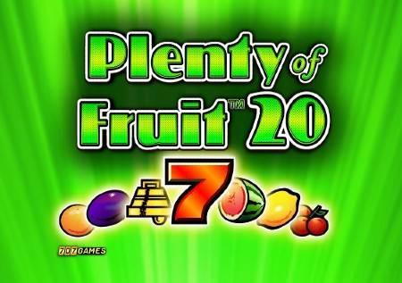 Plenty of Fruit 20 –  bogata voćna priča u kazino igri!