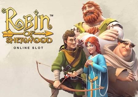 Robin of Sherwood je spreman za uzbudljiv lov na blago!