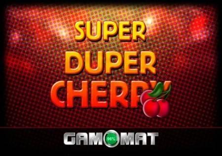 Super Duper Cherry – trešnje kriju bonus funkciju!