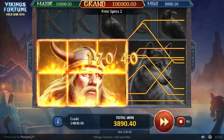 Džinovski simboli, Ončline Casino Bonus, Playson, Besplatni Spinovi