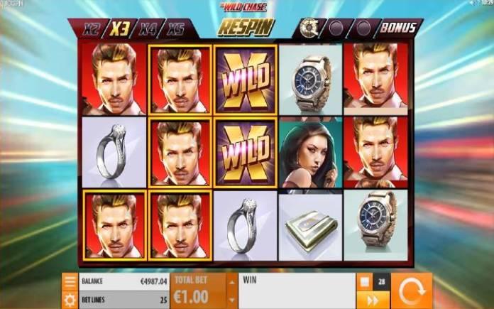 Džokeri, The Wild Chase, Online Casino Bonus