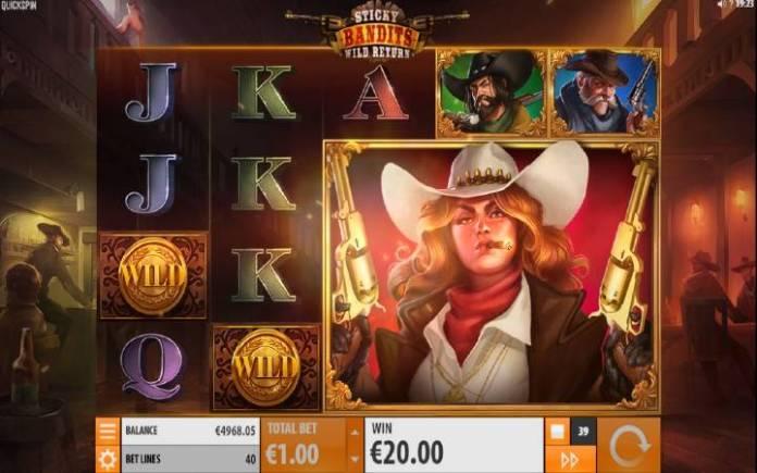 Džokeri, Online Casino Bonus, Bandits