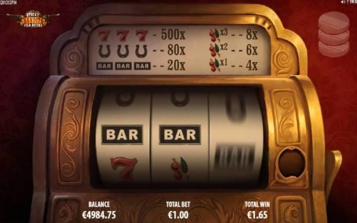 Sticky Bandits: Wild Return, Quickspin, Online Casino Bonus