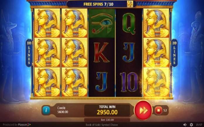 Besplatni Spinovi, Specijalan Simbol, Online Casino Bonus