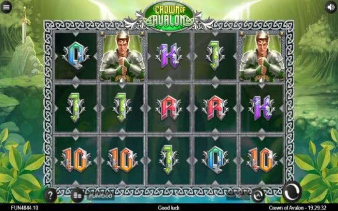 Crown of Avalon, Online Casino Bonus, Iron Dog