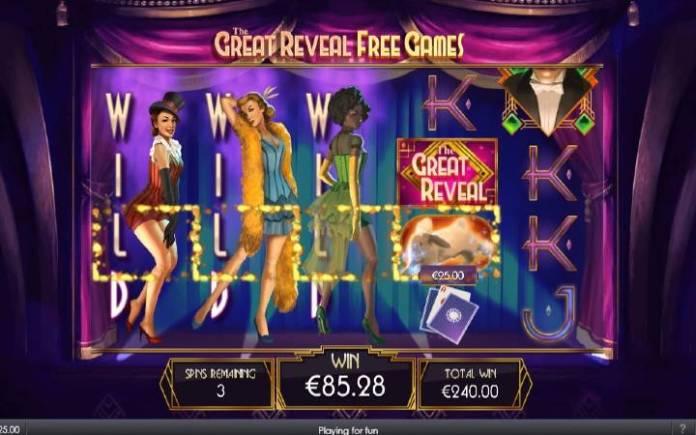 Džokeri, The Great Reveal, Besplatni Spinovi, Online Casino Bonus