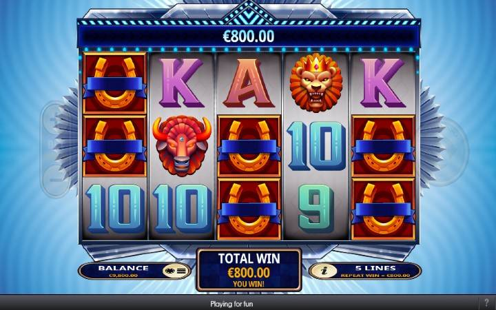 Potkovice, Besplatni Spinovi, Lucky U, Online Casino Bonus