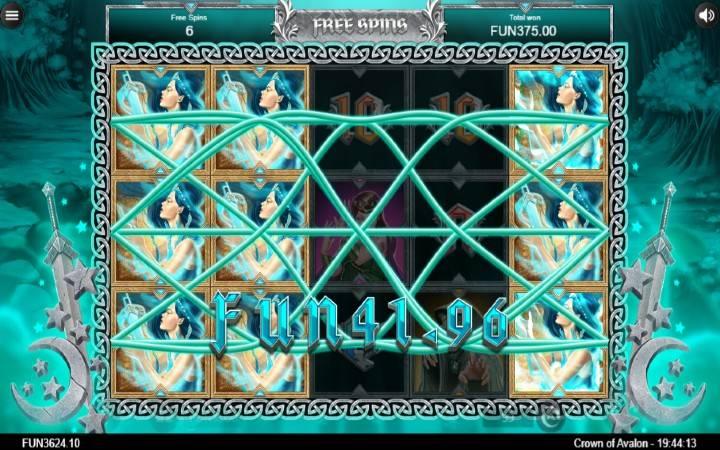 Besplatni Spinovi, Online Casino Bonus, Crown of Avalon