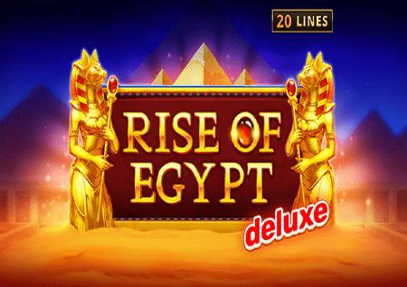 Rise of Egypt Deluxe – drevni Egipat i sjajne bonus funkcije
