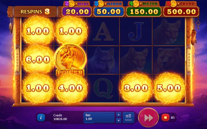 Buffalo Power, Playson, Online Casino Bonus