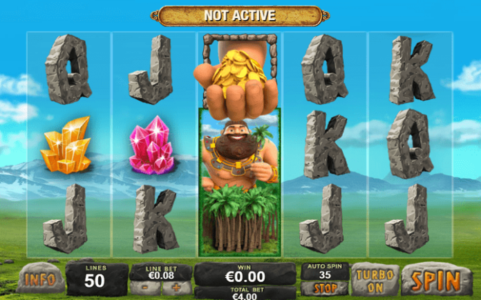 Jackpot Giant, Playtech
