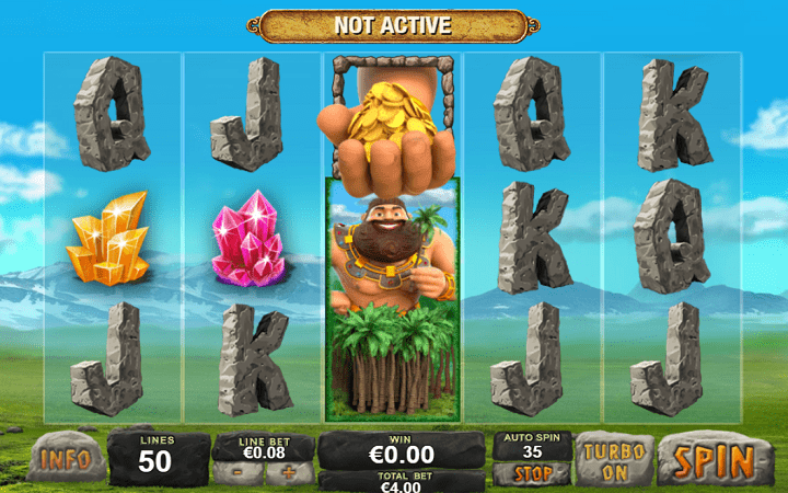 Jackpot Giant, Playtech