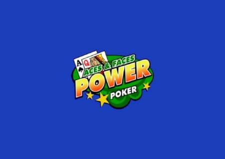 Aces and Faces Power Poker – novi vid kazino zabave