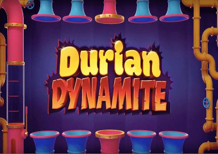 Durian Dynamite – moćne voćkice uz bonus dodatke!