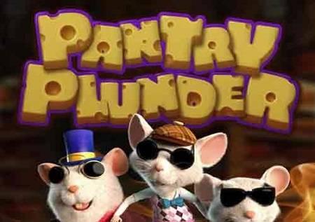 Pantry Plunder – neprekidna zabava sa odličnim bonusima!