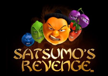 Satsumos Revenge – online kazino obračun sumo ribizli!
